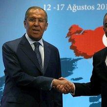 Son Dakika: Rusya Dışişleri Bakanı Sergey Lavrov Ankara'da