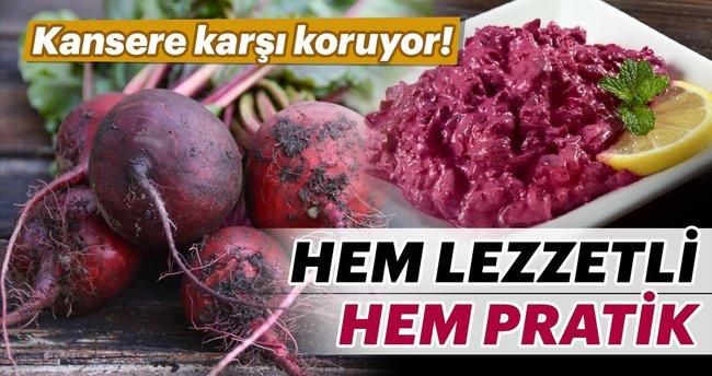 Kırmızı Pancar Salatası Nasıl Yapılır Kırmızı Pancar Salatası Tarifi Yemek Tarifleri Haberleri