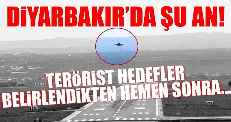 Son Dakika Haberi: F-16'lar peş peşe havalandı