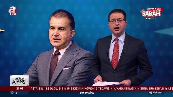 Son dakika: AK Parti Sözcüsü Ömer Çelik'ten CHP'ye Berat Albayrak tepkisi   Video