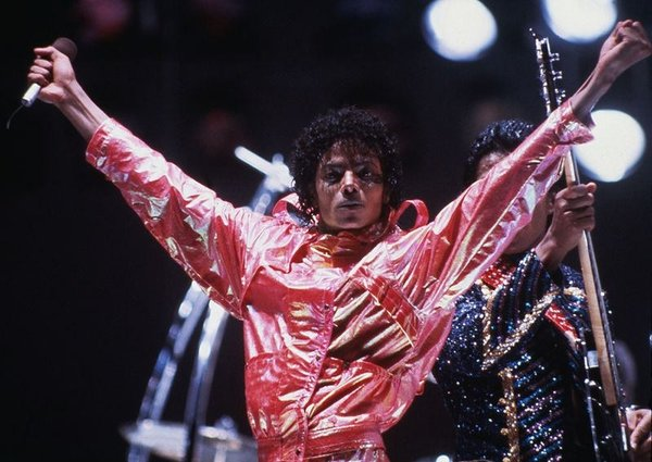 Michael Jackson'ın çok konuşulan değişimi