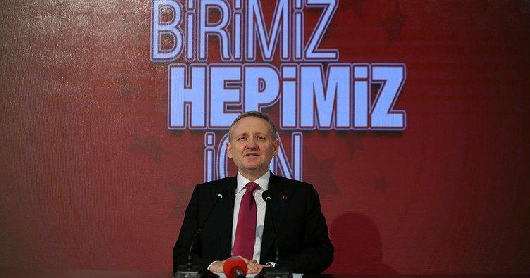 Hangi takımı tutarsanız tutun Türkiye'yi destekleyin