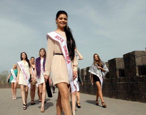 ''Dünya Medeniyetler Kraliçesi'' Yarışması