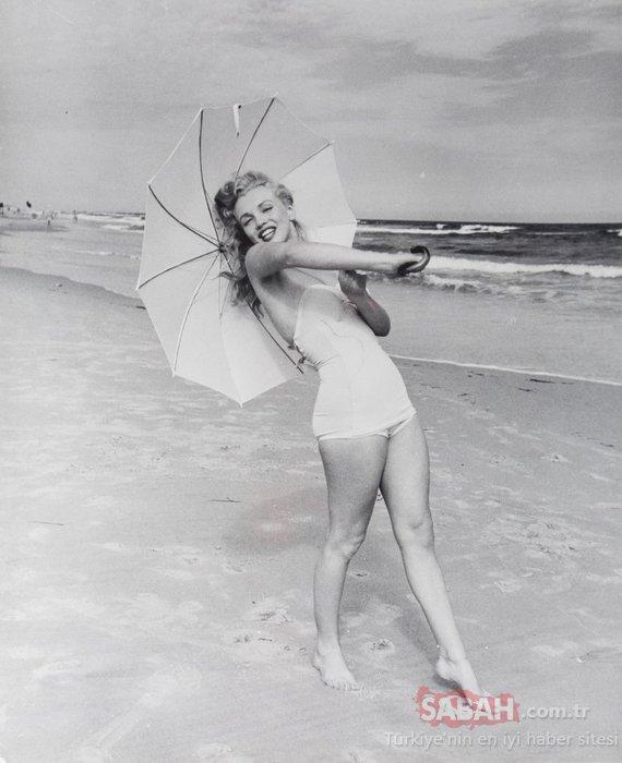 Marilyn Monroe'nun bilinmeyen sırları ortaya çıktı!