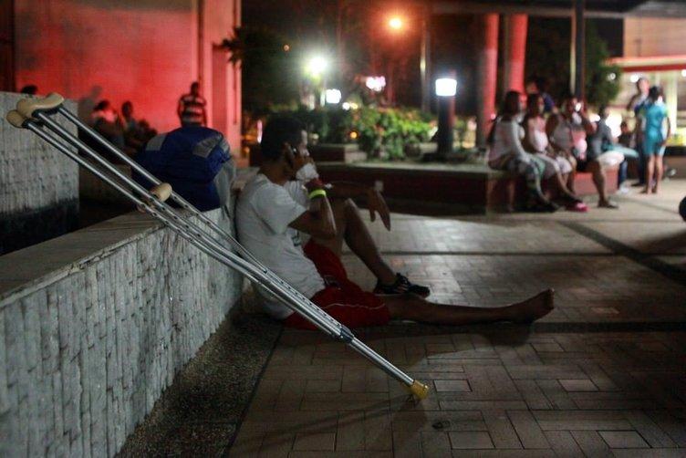 Ekvador'da 7,8 büyüklüğünde deprem