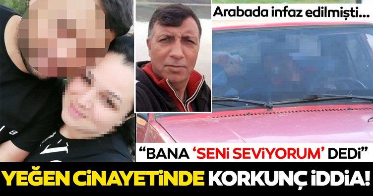 SON DAKİKA: Adana'daki yeğen cinayetinde inanılmaz iddia: İftira yüzünden öldürdü!