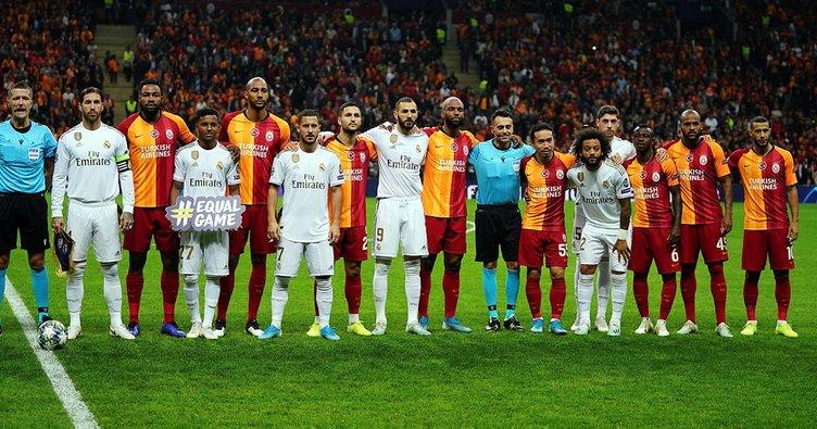 Galatasaray'ın Real Madrid maçı kamp kadrosu açıklandı