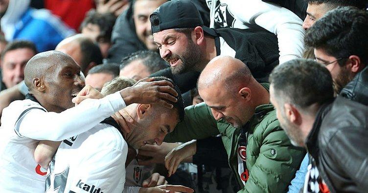 Beşiktaş sezonun ikinci yarılarında açılıyor