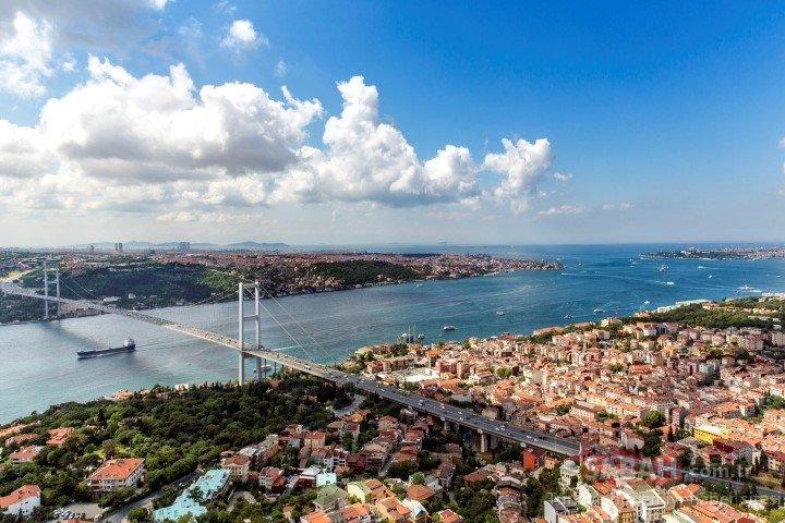 İstanbul'un gezilecek yerleri...
