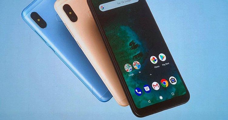 Xiaomi Mi A2 ve Mi A2 Lite açıklandı! (Özellikleri ve fiyatı)