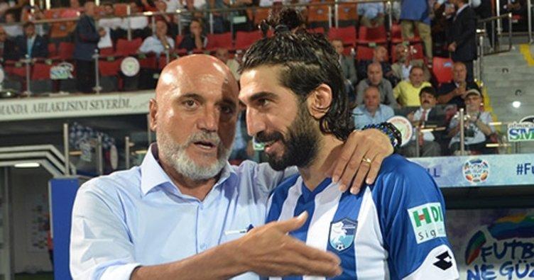 Osmanlıspor, Burhan Eşer'i transfer etti