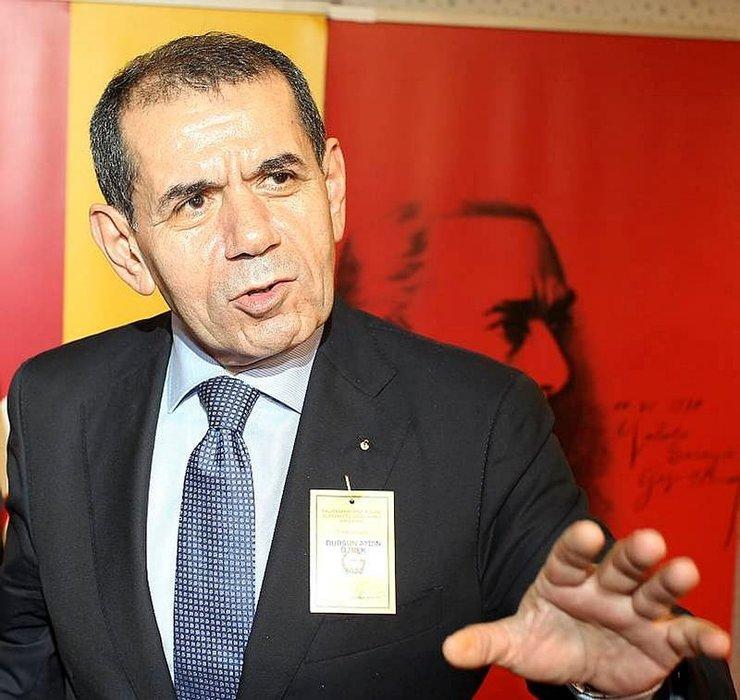 İşte Galatasaray'ın yeni sportif direktörü