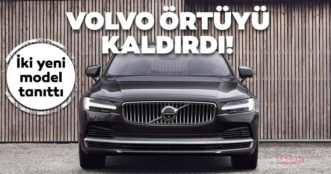 2020 Volvo S90 ve Volvo V90 ortaya çıktı! Yeni S90 ve V90'ın özellikleri nedir? - Sabah