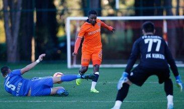 Robinho ilk maçına çıktı, Medipol Başakşehir kazandı