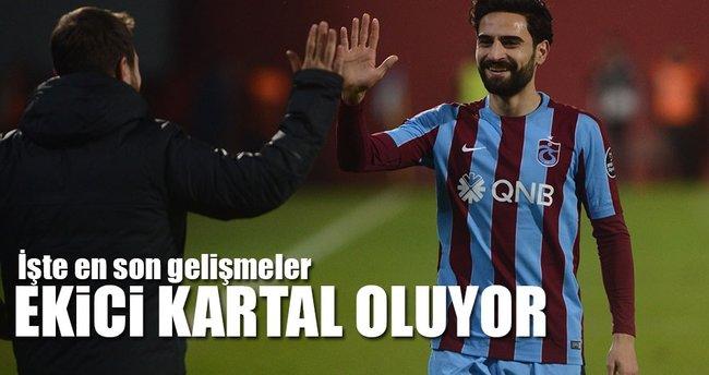 Beşiktaş, Ekici'yi alıyor