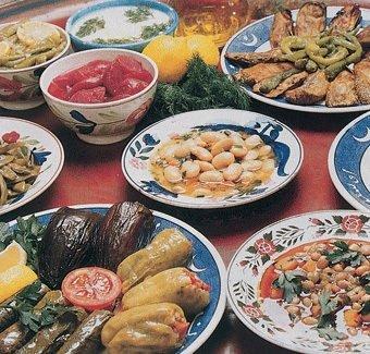 Hollywood yıldızlarının en sevdiği Türk yemekleri