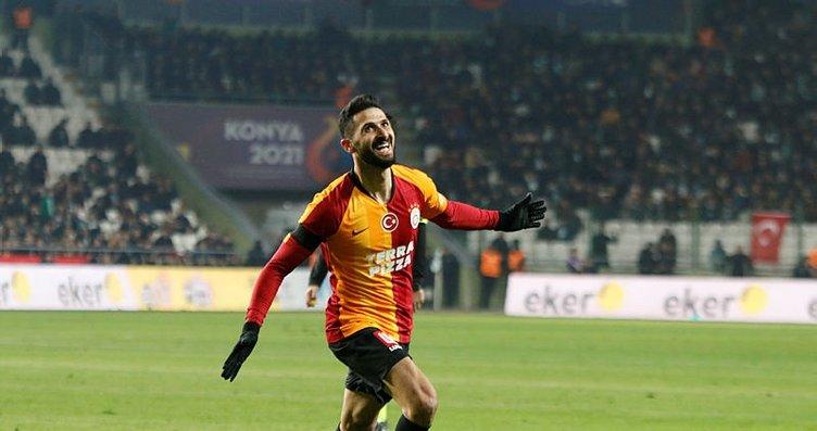 Galatasaraylı Emre Akbaba yine olay yarattı!...