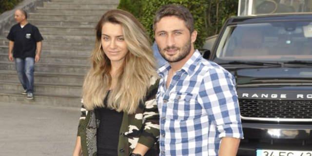 Sabri Sarıoğlu'nun eşi Yağmur'u uçuran jesti