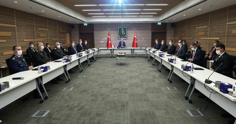 Başkan Erdoğan Roketsan'ın açılış törenine katıldı
