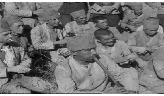 Sakarya Savaşı görüntüleri ilk kez yayınlandı