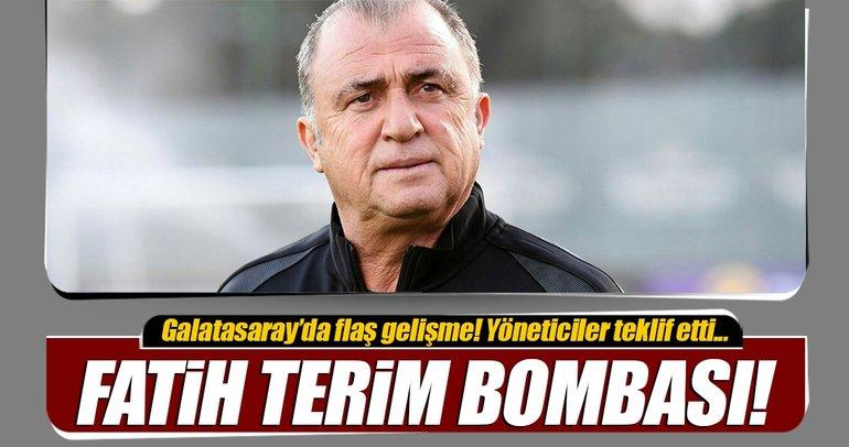 Galatasaray'da 'Fatih Terim' sesleri artıyor!