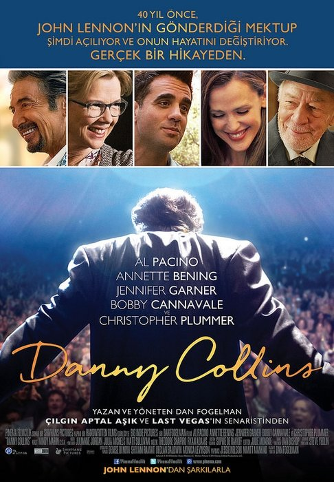 Danny Colllins filminden kareler
