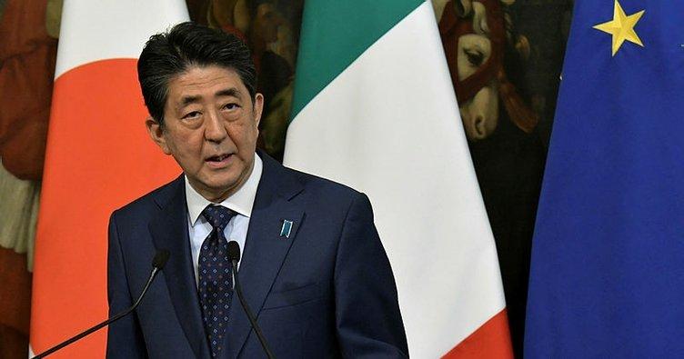 Japonya Başbakanı Abe'den G20 öncesi mesai