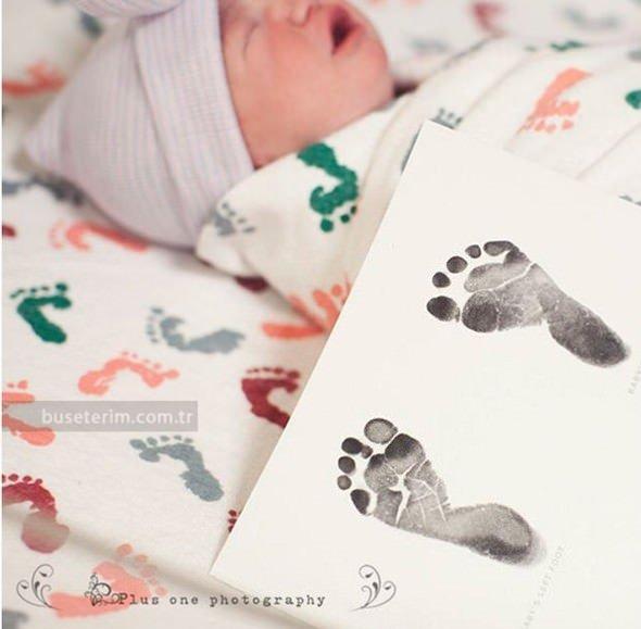 Buse Terim'den doğum sonrası ilk fotoğraf
