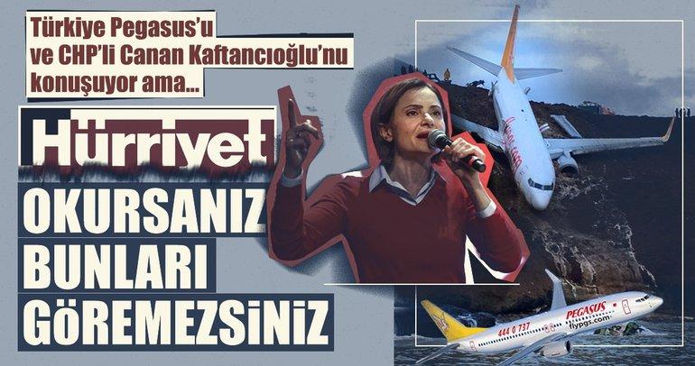 Türkiye Pegasus'u, CHP Canan Kaftancıoğlu'nu konuşuyor ama…