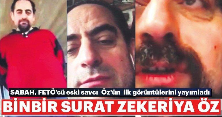 Binbir surat Zekeriya Öz