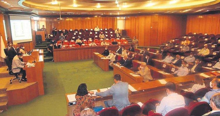 Belediye meclisinde önemli kararlar alındı