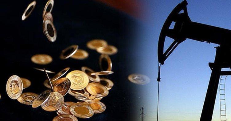 Petrol toparlanırken altın fiyatları geriledi