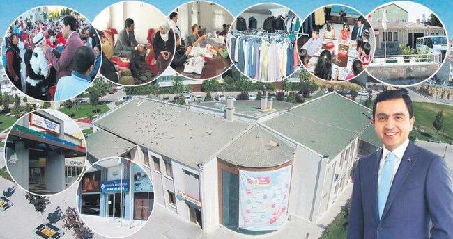 Kırşehir'in vizyonu projelerle değişiyor