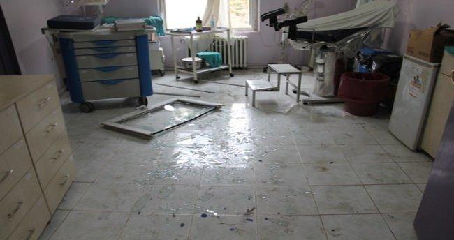 PKK'nın gözü döndü! Hastaneye bile saldırdı!
