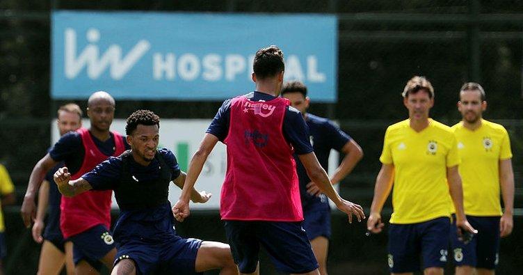 Fenerbahçe, Atiker Konyaspor maçı hazırlıklarına devam etti