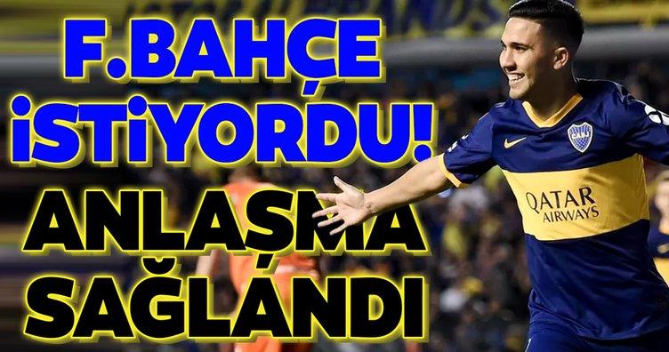 Fenerbahçe istiyordu! Anlaşma sağlandı