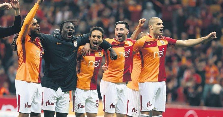 Galatasaray koltuk aşkına