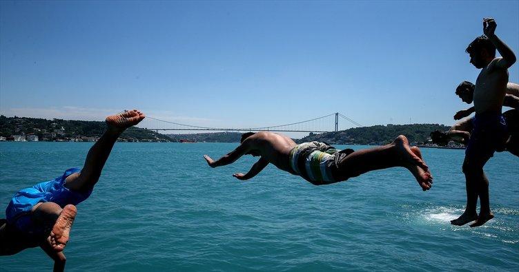 İstanbul'da 106 yıllık sıcaklık rekoru