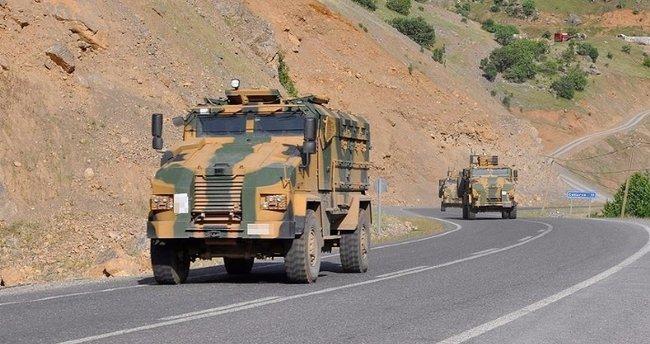 Şırnak'ta özel güvenlik bölgesi uygulaması