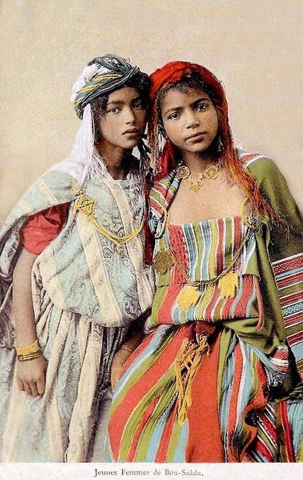 100 yıl öncesinin kadın güzelliği