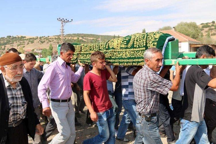 Asansör kazasında ölen işçiler son yolculuklarına uğurlandı