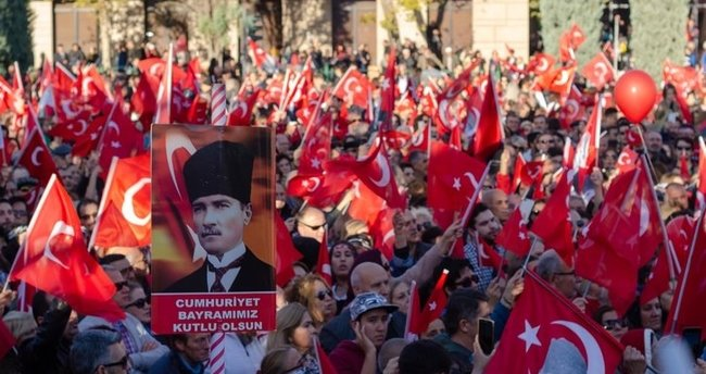 Bu sene 29 Ekim 2020 Cumhuriyet Bayramı kaç gün resmi tatil olacak? 29 Ekim  Cumhuriyet Bayramı hangi güne denk geliyor, 28 Ekim yarım gün tatil mi? - -  En Son Haber