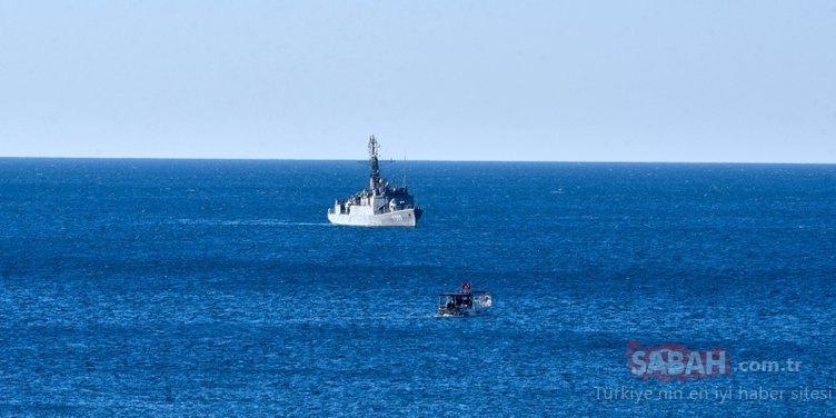Oruç Reis gemisi emir bekliyor! NAVTEX ilanının ardından...