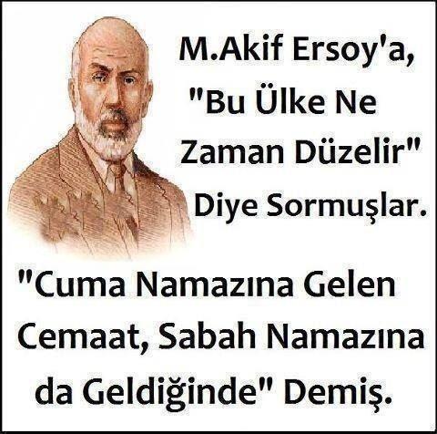 En Güzel Mehmet Akif Ersoy Sözleri Işte Resimli Mehmet Akif Ersoy