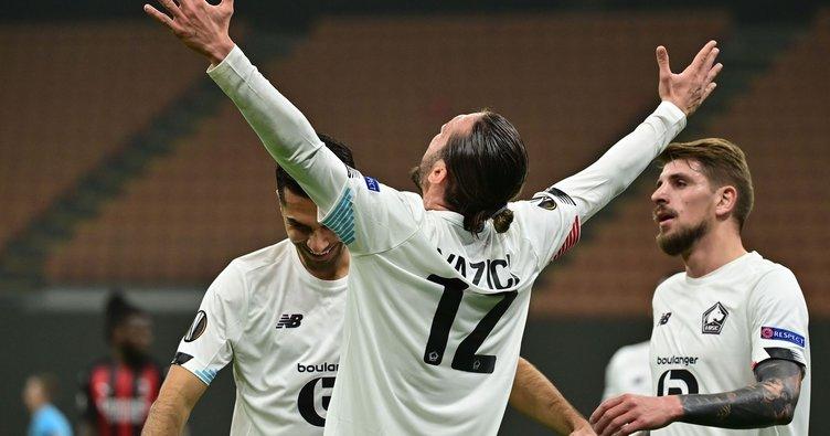 Milan 0-3 Lille | MAÇ SONUCU