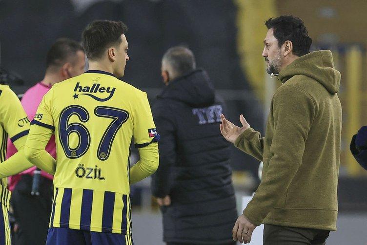 Mesut Özil de kötü futbola ayak uydurdu! Kadıköy'de 3 maç 3 mağlubiyet...