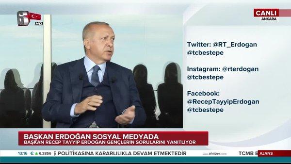 Cumhurbaşkanı Erdoğan'dan 'Ankapark 23 Nisan 2019'a kadar ücretsiz' müjdesi