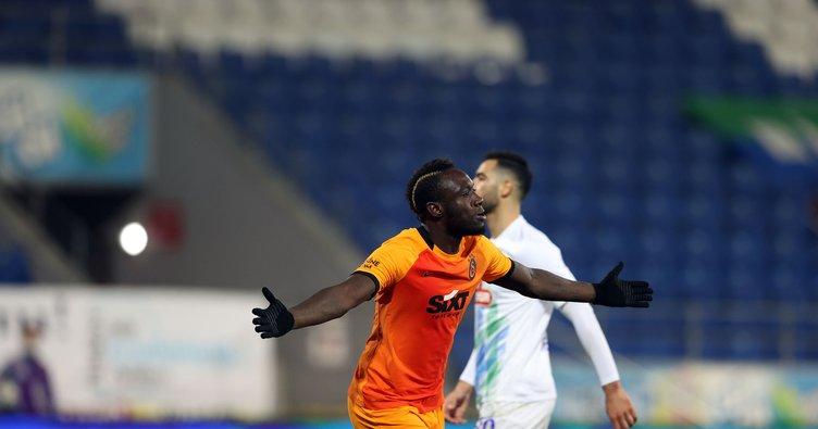 Mbaye Diagne: Hat-trick'e mi ihtiyacınız var? Beni arayın