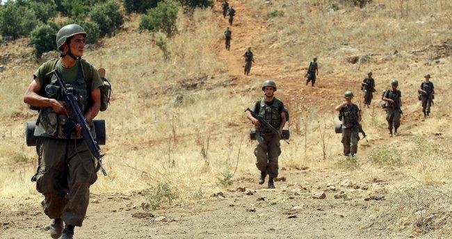 Ağrı'da terör operasyonu