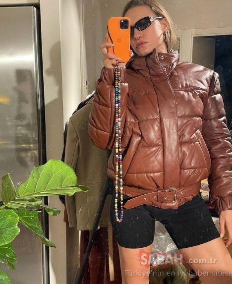 Serenay Sarıkaya sosyal medyayı yaktı geçti!